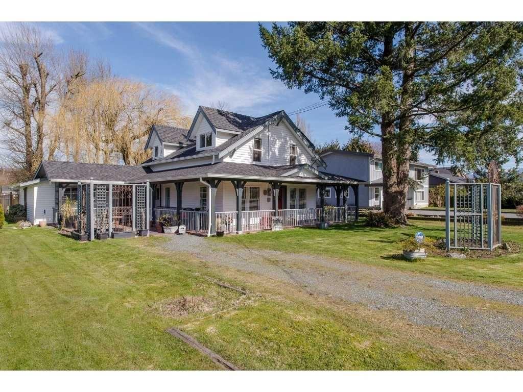 Main Photo: 41751 YARROW CENTRAL Road: Yarrow House for sale : MLS®# R2246799