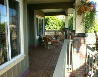 Photo 3: 2011 DUBLIN ST in New Westminster: West End NW House for sale : MLS®# V610561