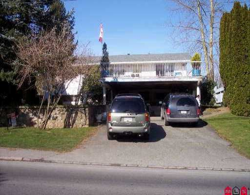 Main Photo: 31575 MARSHALL RD in Abbotsford: Poplar House for sale : MLS®# F2605593