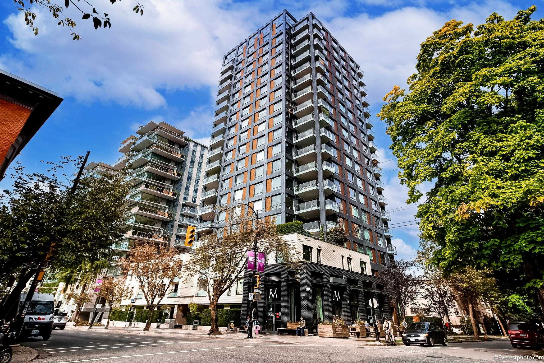 """Main Photo: 904 1171 JERVIS Street in Vancouver: West End VW Condo for sale in """"THE JERVIS"""" (Vancouver West)  : MLS®# R2619916"""