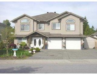 Photo 1: 12707 227A Street in Maple_Ridge: East Central House for sale (Maple Ridge)  : MLS®# V665192