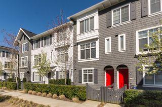 "Photo 1: 33 15152 91 Avenue in Surrey: Fleetwood Tynehead Townhouse for sale in ""Fleetwood Mac"" : MLS®# R2260419"