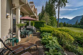 """Photo 37: 39 3405 PLATEAU Boulevard in Coquitlam: Westwood Plateau Townhouse for sale in """"PINNACLE RIDGE"""" : MLS®# R2465579"""