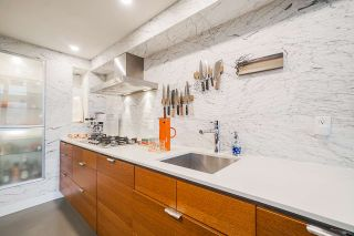 """Photo 7: 502 1529 W 6TH Avenue in Vancouver: False Creek Condo for sale in """"South Granville Lofts"""" (Vancouver West)  : MLS®# R2518906"""