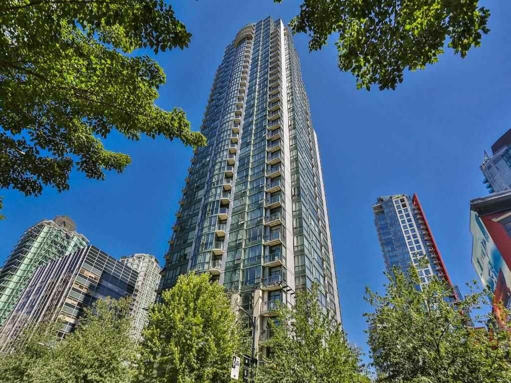 """Main Photo: 3108 1239 W GEORGIA Street in Vancouver: Coal Harbour Condo for sale in """"Venus"""" (Vancouver West)  : MLS®# R2625411"""