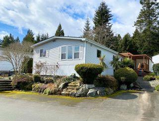 Photo 1: Unit 107 in Cedar Ridge Estates    Central Saanich Manufactured Home For Sale