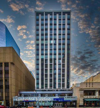 Photo 1: 612 10024 JASPER Avenue in Edmonton: Zone 12 Condo for sale : MLS®# E4248068