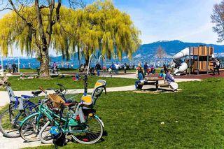 """Photo 9: 105 2255 W 5TH Avenue in Vancouver: Kitsilano Condo for sale in """"VILLA FIORITA"""" (Vancouver West)  : MLS®# R2612045"""