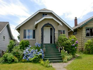 Photo 1: 3078 GRANT ST in Vancouver: Renfrew VE House for sale (Vancouver East)  : MLS®# V1019044