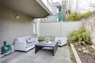 "Photo 11: 109 2238 ETON Street in Vancouver: Hastings Condo for sale in ""Eton Heights"" (Vancouver East)  : MLS®# R2539306"
