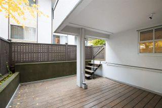 """Photo 24: 106 2175 W 3RD Avenue in Vancouver: Kitsilano Condo for sale in """"SEA BREEZE"""" (Vancouver West)  : MLS®# R2531053"""