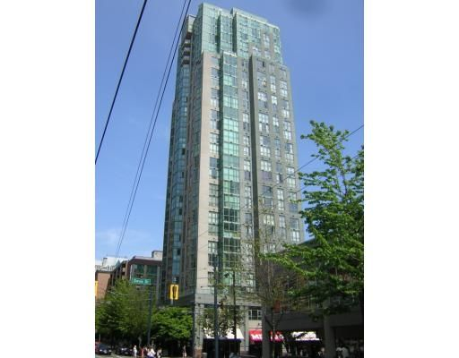 Main Photo: 606 1188 Howe Street in Vancouver: DT Downtown Condo for sale (VW Vancouver West)  : MLS®# V647329