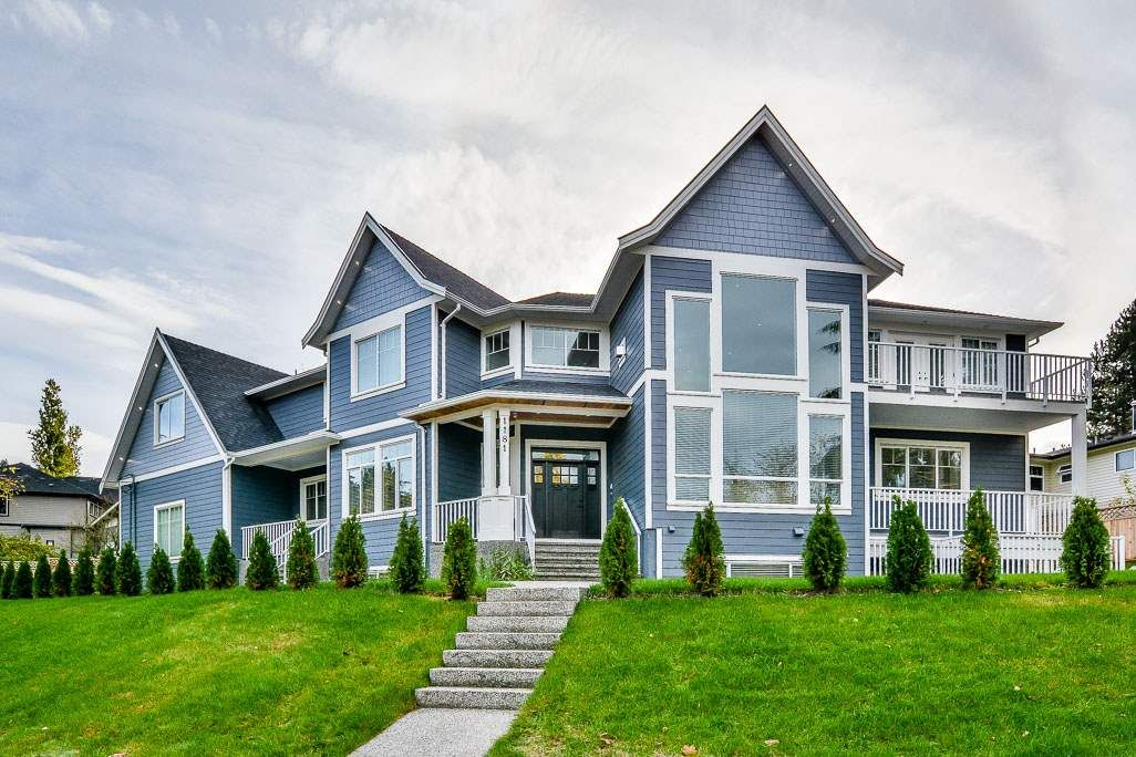 """Main Photo: 1181 TUXEDO Drive in Port Moody: College Park PM House for sale in """"COLLEGE PARK"""" : MLS®# R2118342"""