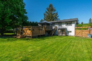 Photo 20: 3462 MONASHEE Street in Abbotsford: Abbotsford East House for sale : MLS®# R2454562