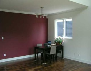 Photo 3: 9331 GENERAL CURRIE RD in Richmond: McLennan North Townhouse for sale : MLS®# V598146