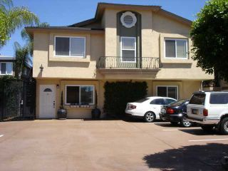 Photo 1: NORTH PARK Residential for rent : 1 bedrooms : 3747 32nd in San Diego