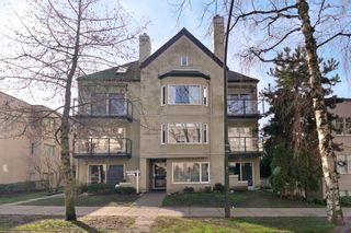 """Photo 1: 301 1554 BURNABY Street in Vancouver: West End VW Condo for sale in """"McCoy Manor"""" (Vancouver West)  : MLS®# V992630"""