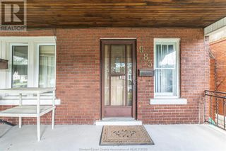 Photo 4: 983 BRUCE AVENUE in Windsor: House for sale : MLS®# 21017482
