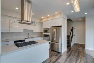 Photo 3: 1 444 20 Avenue NE in Calgary: Winston Heights/Mountview Row/Townhouse for sale : MLS®# A1076448