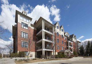 Photo 1: 209 9811 96A Street in Edmonton: Zone 18 Condo for sale : MLS®# E4247252
