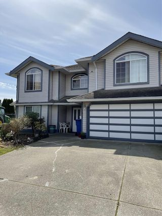 Photo 1: 3517 NEWCASTLE Drive in Abbotsford: Abbotsford West House for sale : MLS®# R2559425