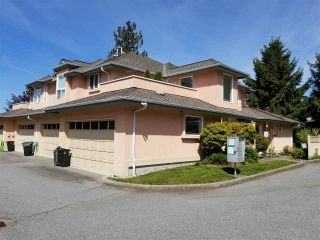 """Photo 1: 12 19044 118B Avenue in Pitt Meadows: Central Meadows Townhouse for sale in """"PIONEER MEADOWS"""" : MLS®# R2346893"""