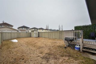 Photo 24: 2804 30 Street in Edmonton: Zone 30 House Half Duplex for sale : MLS®# E4234842