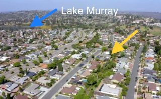 Photo 3: House for sale : 3 bedrooms : 7724 Lake Andrita Avenue in San Diego