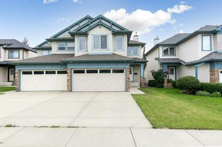Main Photo: 101 Cougarstone Place in Calgary: Cougar Ridge Semi Detached for sale : MLS®# A1141810