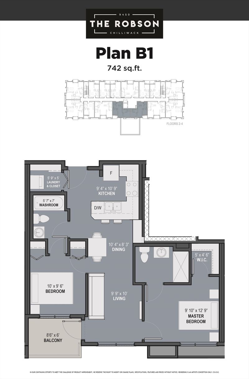 FEATURED LISTING: 415 - 9450 ROBSON Street Chilliwack