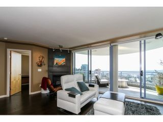 """Photo 5: 2203 739 PRINCESS Street in New Westminster: Uptown NW Condo for sale in """"BERKLEY PLACE"""" : MLS®# V1125945"""