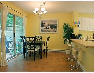 Photo 4: 20 2736 ATLIN Place in Coquitlam: Coquitlam East Townhouse for sale : MLS®# V781442
