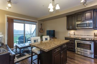 """Photo 5: 316 8328 207A Street in Langley: Willoughby Heights Condo for sale in """"Yorkson Creek Park"""" : MLS®# R2150359"""