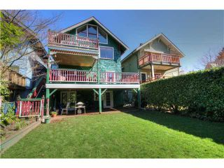 Photo 20: 1147 SEMLIN DR in Vancouver: Grandview VE House for sale (Vancouver East)  : MLS®# V1056763