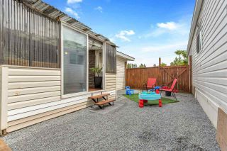 """Photo 30: 13 9267 SHOOK Road in Mission: Hatzic Manufactured Home for sale in """"Green Acres"""" : MLS®# R2574250"""