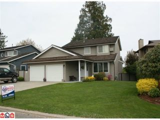 Photo 1: 33015 BANFF Place in Abbotsford: Central Abbotsford House for sale : MLS®# F1011738