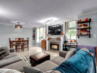 """Photo 6: 302 412 TWELFTH Street in New Westminster: Uptown NW Condo for sale in """"WILTSHIRE HEIGHTS"""" : MLS®# R2625659"""