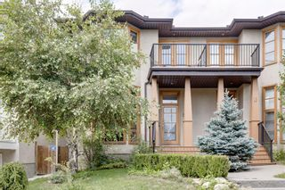 Main Photo: 1634 17 Avenue NW in Calgary: Capitol Hill Semi Detached for sale : MLS®# A1129416