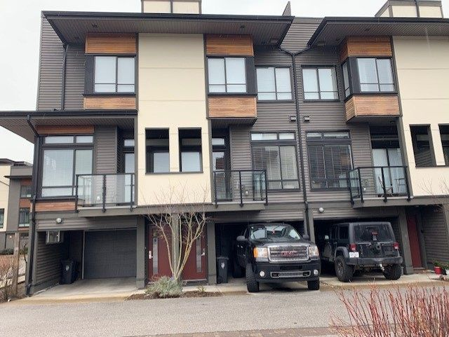 """Main Photo: 8 7811 209 Street in Langley: Willoughby Heights Townhouse for sale in """"EXCHANGE"""" : MLS®# R2553211"""