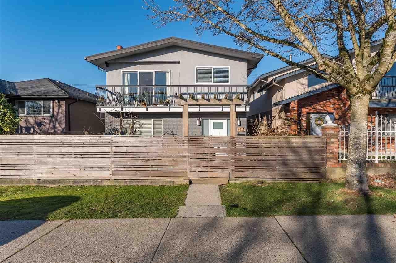 "Main Photo: 4615 PENDER Street in Burnaby: Capitol Hill BN House for sale in ""CAPITOL HILL"" (Burnaby North)  : MLS®# R2532231"