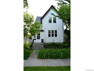 Photo 1: 106 St Cross Street in Winnipeg: West Kildonan / Garden City Residential for sale (North West Winnipeg)  : MLS®# 1616839