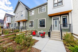 Photo 2: 2110 100 WALGROVE Court in Calgary: Walden Row/Townhouse for sale : MLS®# A1148233