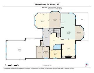 Photo 43: 19 Oak Point: St. Albert House for sale : MLS®# E4261254