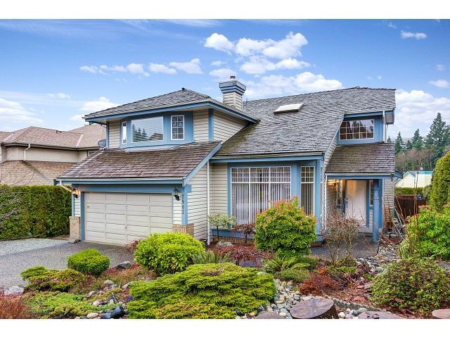 Main Photo: 2902 WOODSTONE Court in Coquitlam: Westwood Plateau House for sale : MLS®# R2028509