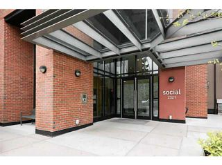 """Photo 15: 415 2321 SCOTIA Street in Vancouver: Mount Pleasant VE Condo for sale in """"SOCIAL"""" (Vancouver East)  : MLS®# V1121141"""