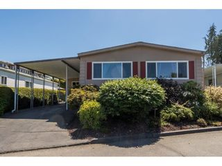 """Photo 2: 34 8254 134 Street in Surrey: Queen Mary Park Surrey Manufactured Home for sale in """"WESTWOOD ESTATES"""" : MLS®# R2586681"""
