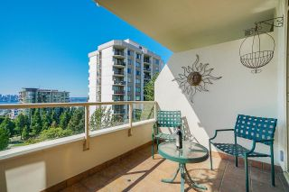 """Photo 18: 503 160 W KEITH Road in North Vancouver: Central Lonsdale Condo for sale in """"VICTORIA PARK PLACE"""" : MLS®# R2615559"""