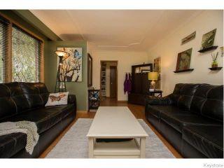 Photo 3: 325 Aldine Street in Winnipeg: Grace Hospital Residential for sale (5F)  : MLS®# 1624293