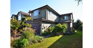 "Photo 1: 4882 54A Street in Ladner: Hawthorne House for sale in ""HAWTHORNE"" : MLS®# V971177"
