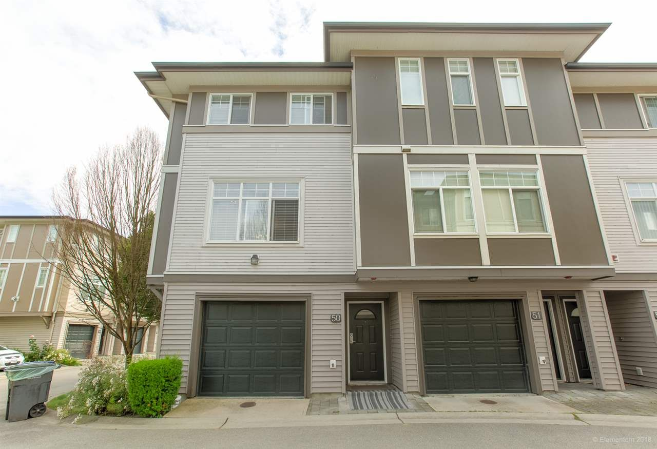 """Photo 32: Photos: 50 1010 EWEN Avenue in New Westminster: Queensborough Townhouse for sale in """"Windsor Mews"""" : MLS®# R2468809"""